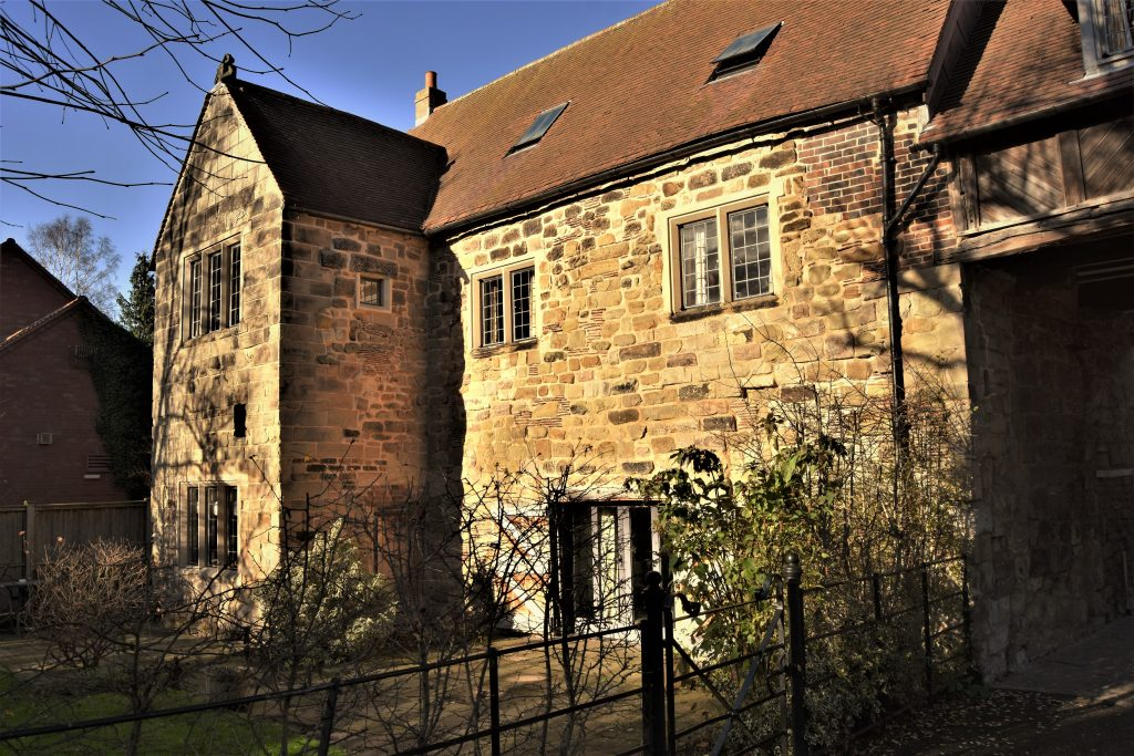The Porter's Lodge and Gatehouse Croft.